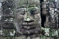 Face at Bayon Temple